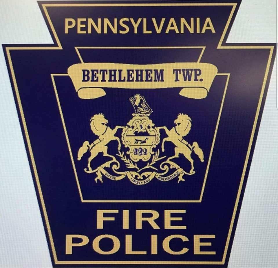 Bethlehem Township Fire Police PA 2
