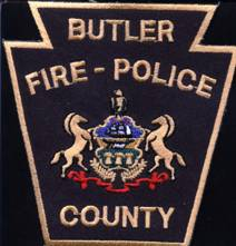 Butler County Fire Police 1