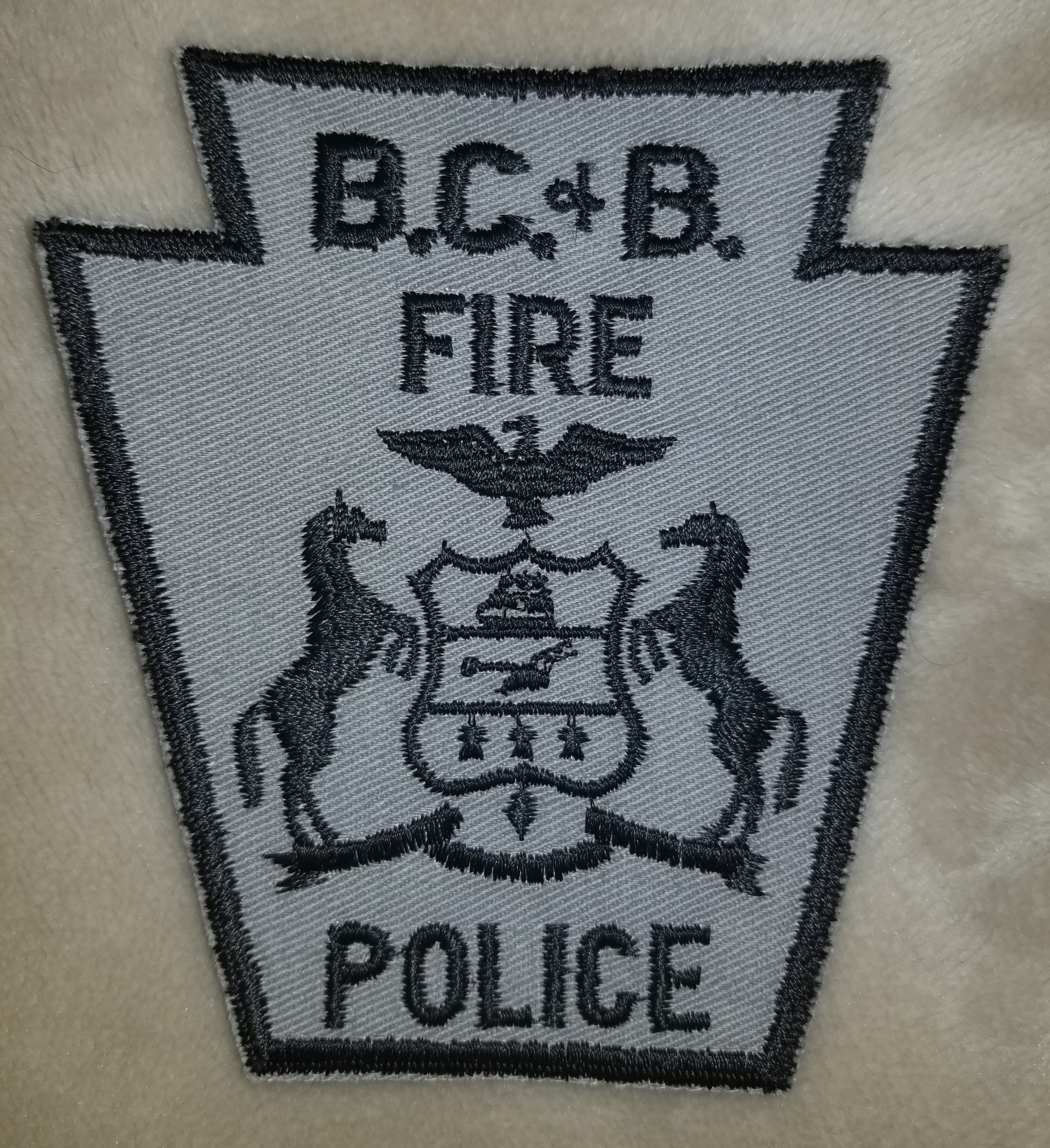 BC&B Fire Police PA