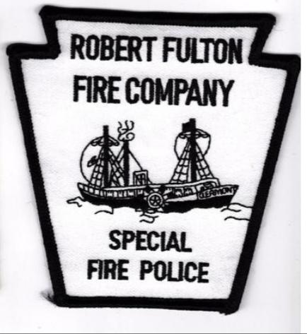 Robert Fulton Fire Company Fire Police P