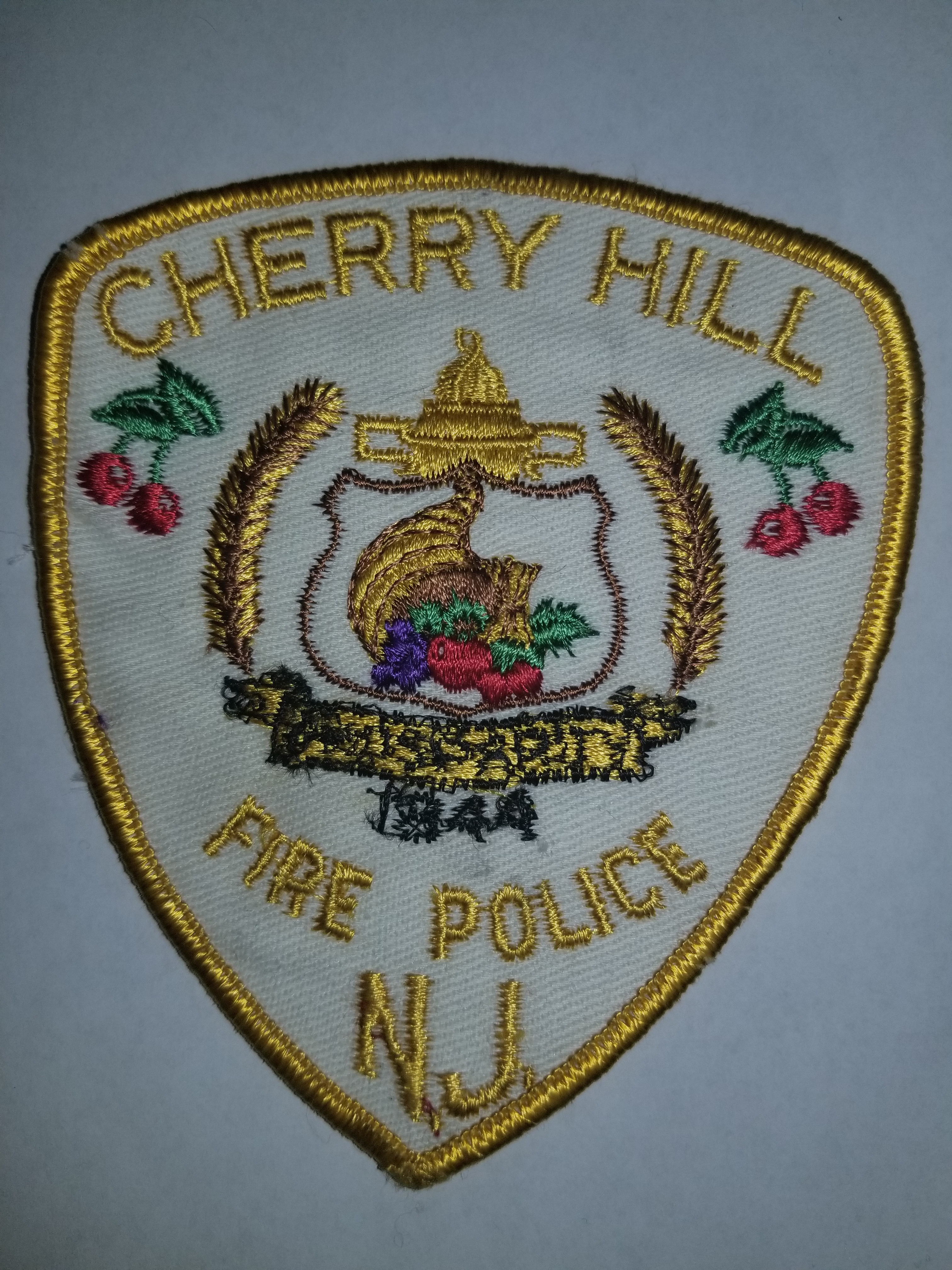 Cherry Hill Fire Police NJ