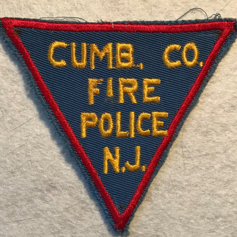 Cumberland County Fire Police NJ