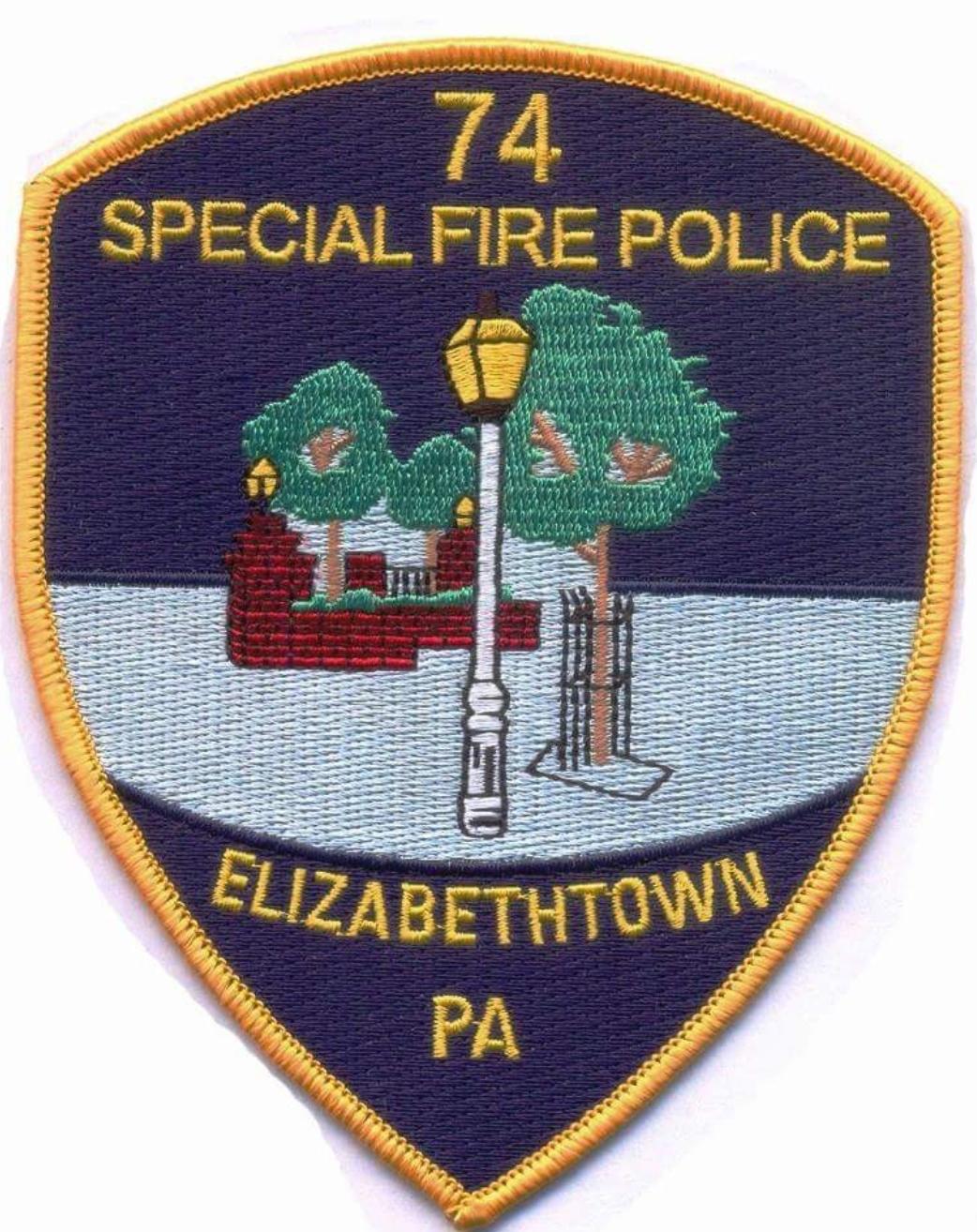 Elizabethtown Fire Police PA