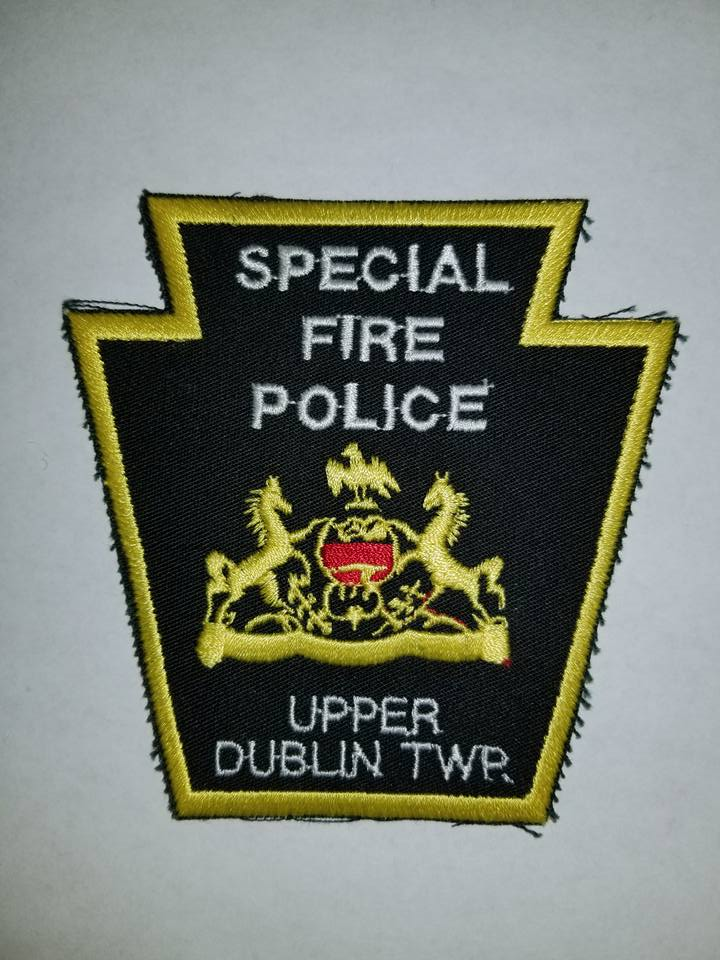 Upper Dublin Township PA Special Fire Police 2