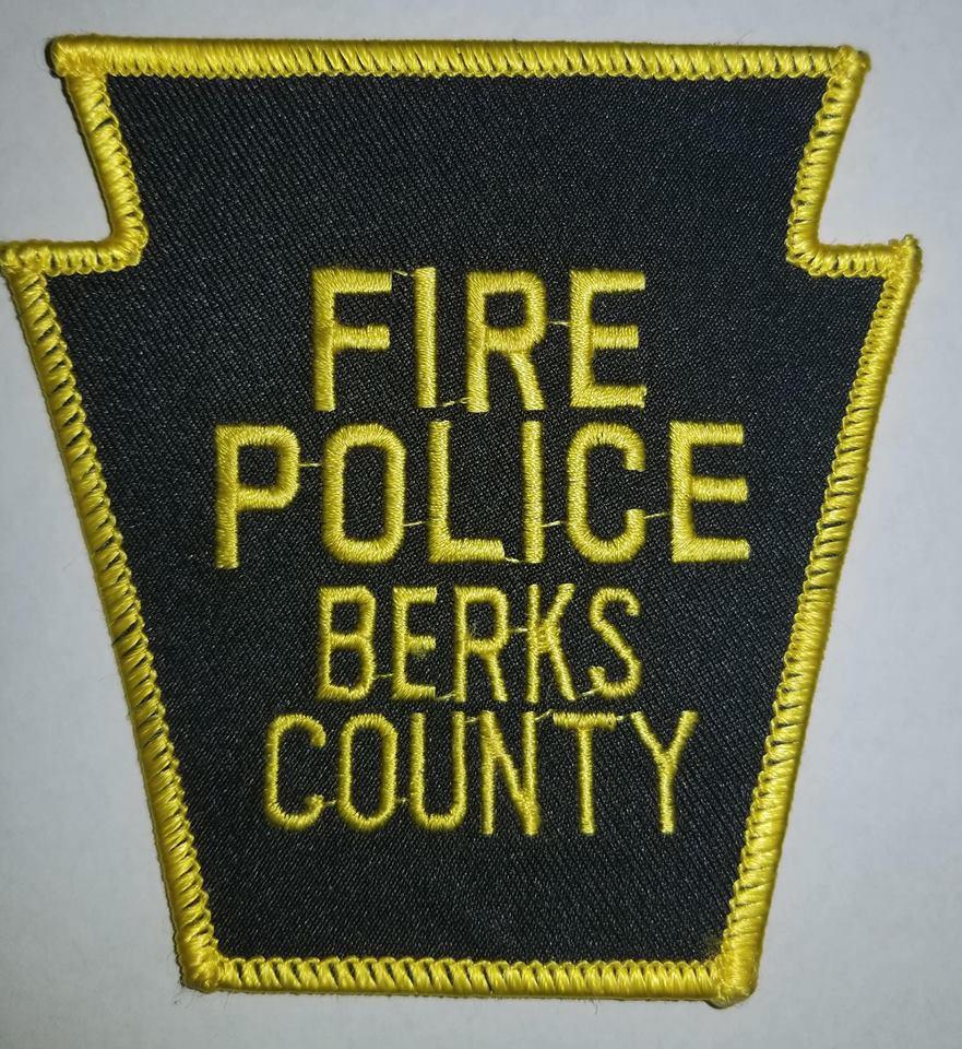 Berks County PA Fire Police 2