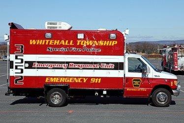 Whitehall Township Bureau of Fire Unit 3552  2