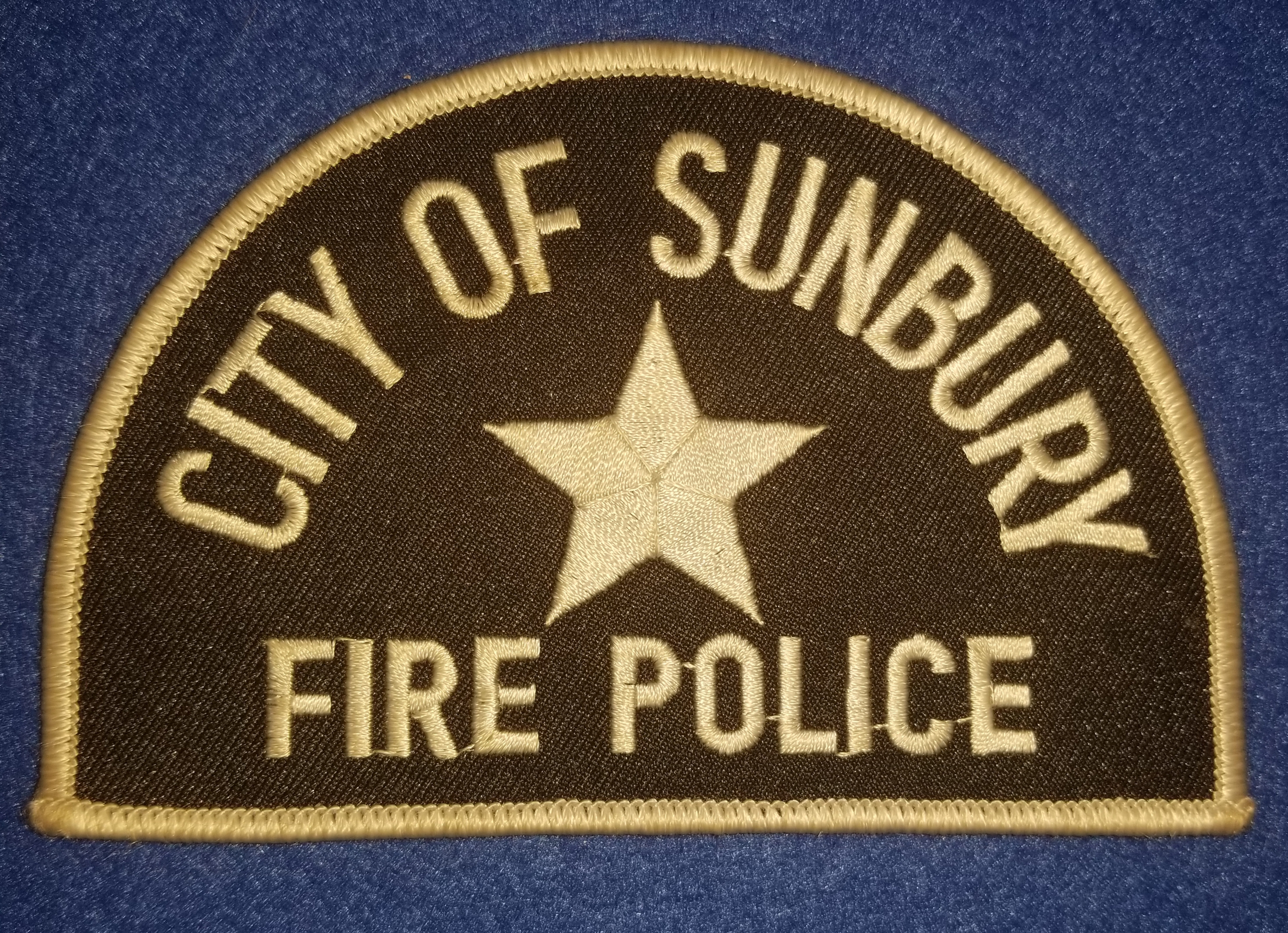 City Of Sunbury Fire Police PA