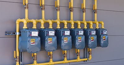 Custom Gas Project - Penguin Heating and Cooling Winnipeg