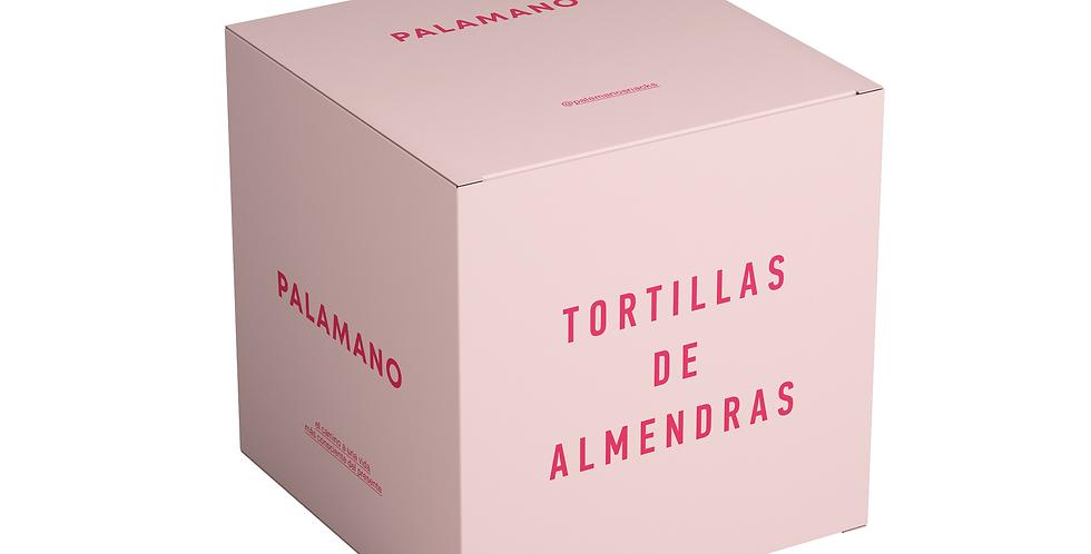 Tortillas de Almendras - 6 paquetes