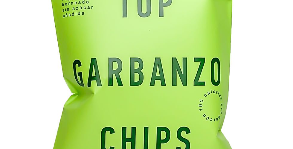 Chips de Garbanzo sabor Chili Limón 6 ud