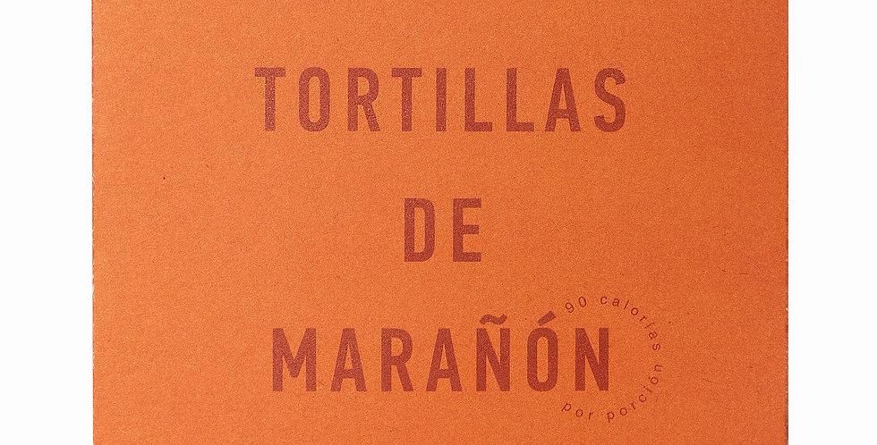 Tortillas de Marañón - 2 paquetes