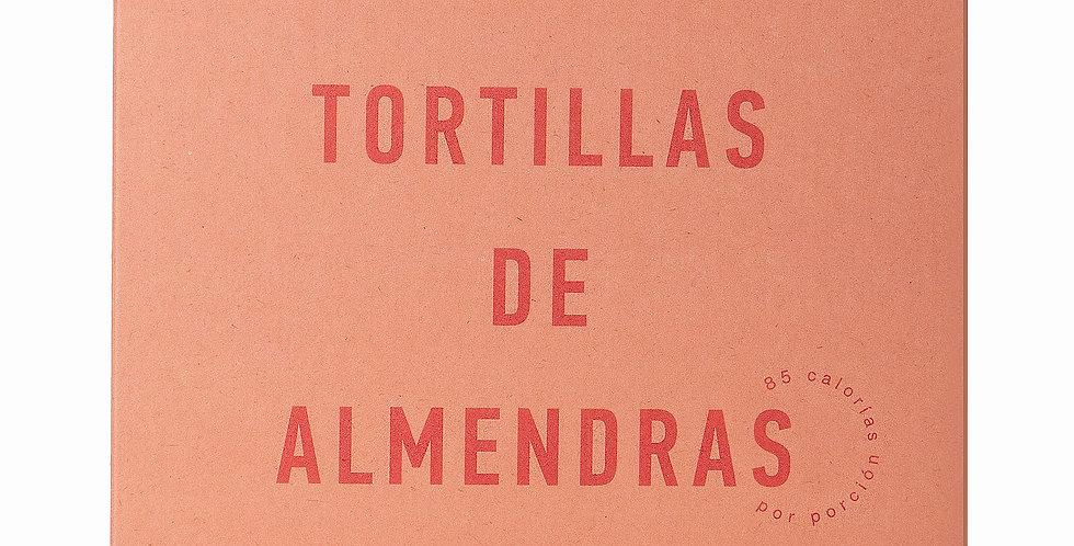 Tortillas de Almendras - 2 paquetes