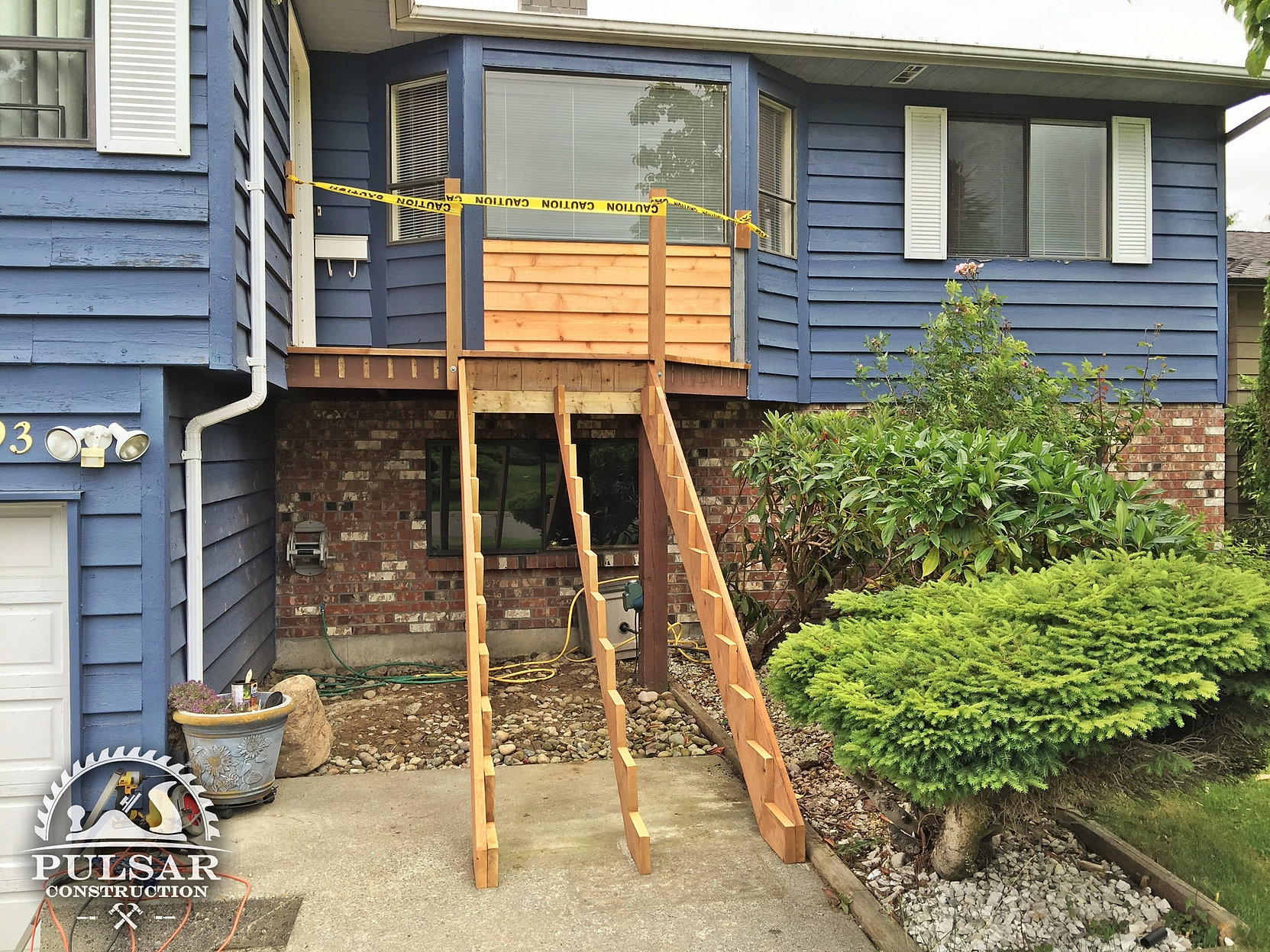 Deck & Patio Stairs Surrey