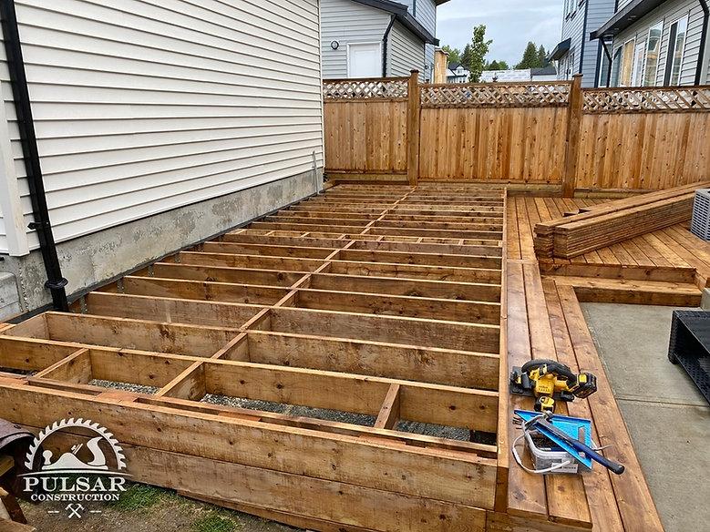 Pulsar Construction-Wooden Decks PTDJL2.