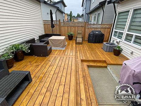 Pulsar Construction-Wooden Decks PTDJL1.
