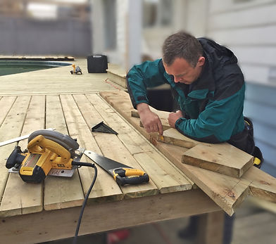Pulsar Construction- Deck Construction & Repair