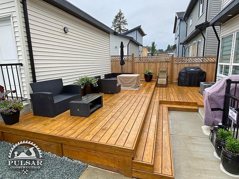 Pulsar Construction-Wooden Decks PTDJL3.