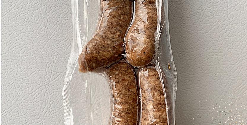 Fresh Beef Garlic Sausage