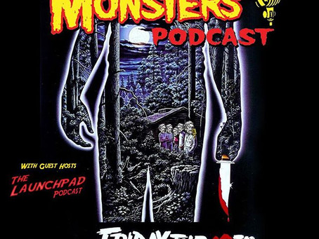 The Rocketeers Guest Host Famous Monsters of Filmland Podcast
