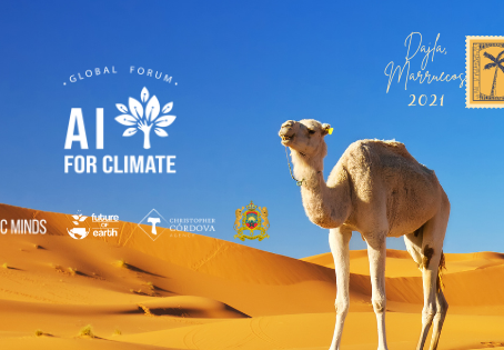 2021 AI for Climate Global Forum Announcement