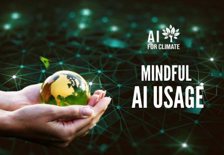 Mindful AI Usage