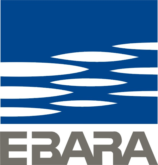 Ebara logo colour
