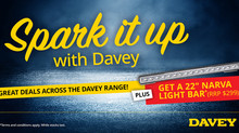 Spark It up with Davey
