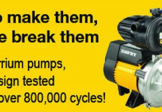 Water Pumps for Your Home