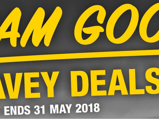 Dam Good Davey Deals