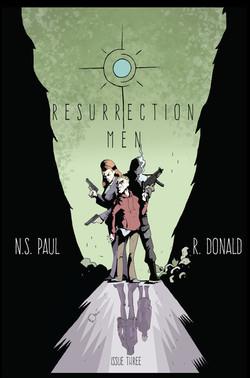 Resurrection Men 3