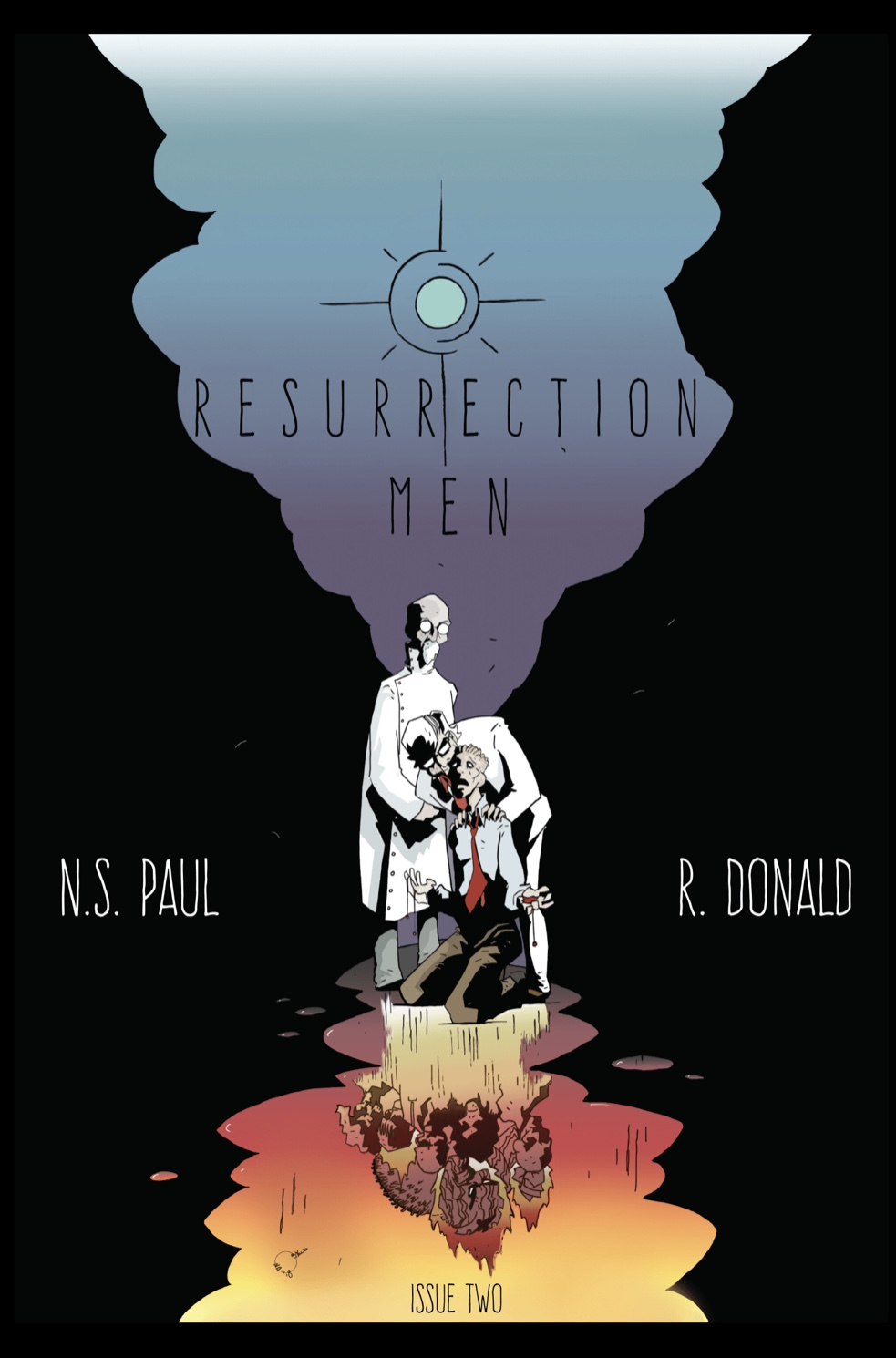 Resurrection Men 2