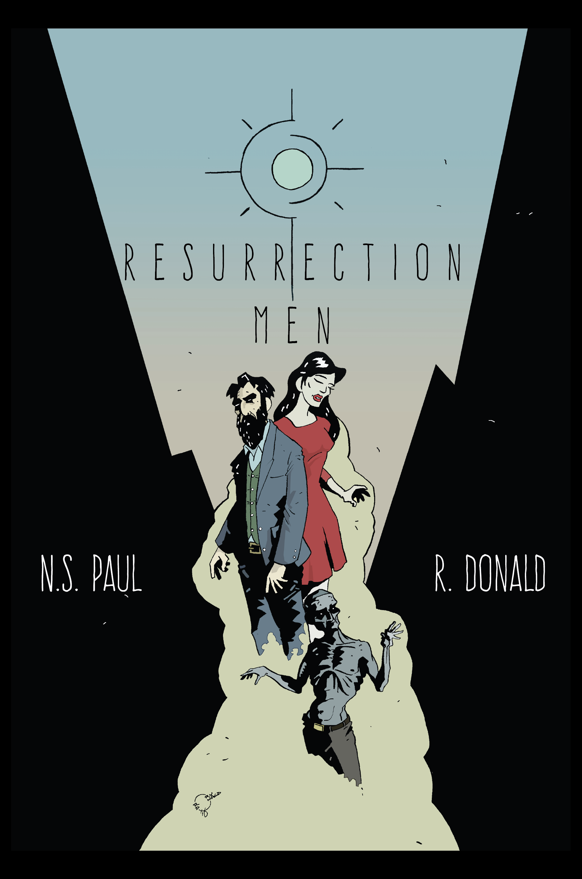 Resurrection Men 1