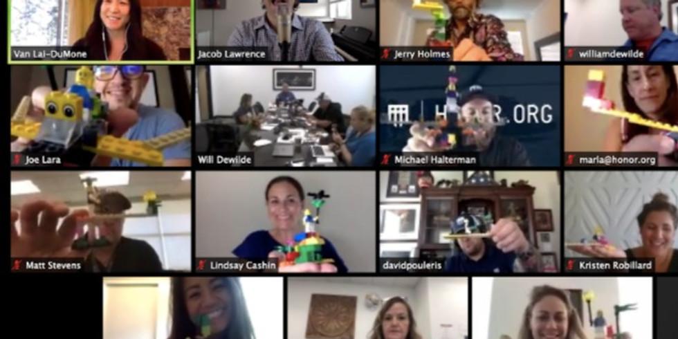 Complimentary SUASC Virtual Fall Workshop: Creative Problem Solving