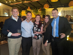 1st Happy Hour Event, Pasadena 2020