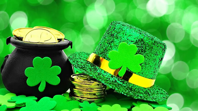 St. Patty's Day Virtual Happy Hour