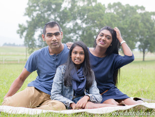 Chetty Family Shoot