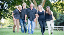 Smit Family Shoot - Summerveld