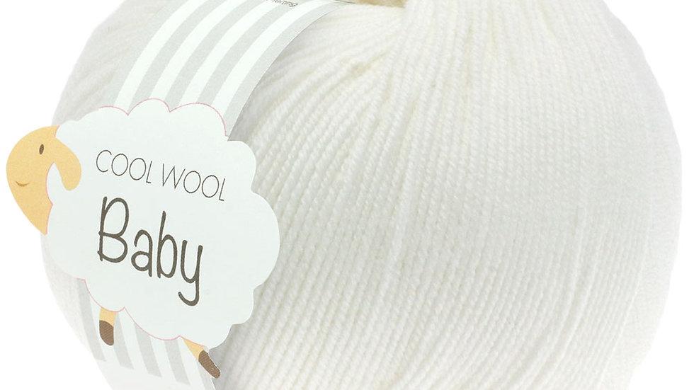 Cool Wool Baby | 207 - Weiß