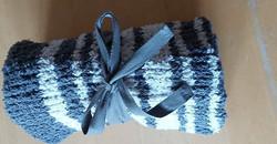 2 in 1 #waschbeutel #handtuch aus Woolly