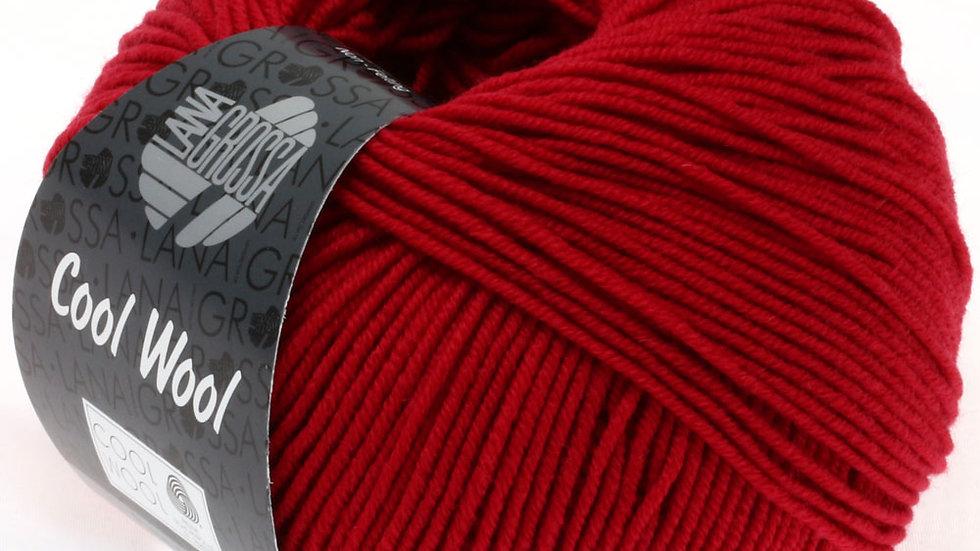 Cool Wool | 437 - Karminrot