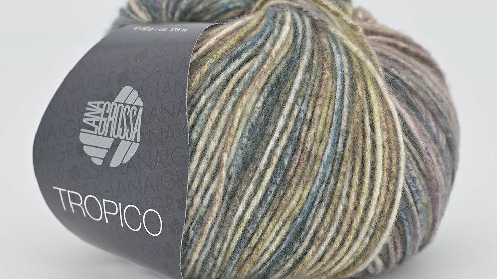 Tropico | 04 - Taubenblau/Lavendel/Graugrün/Dunkeljeans/Smaragd