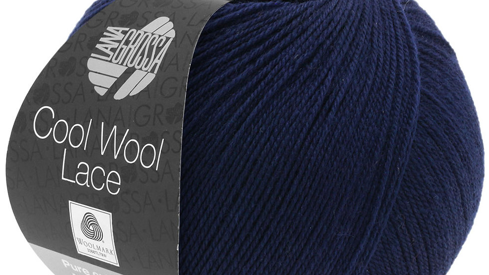 Cool Wool Lace | 23 - Nachtblau