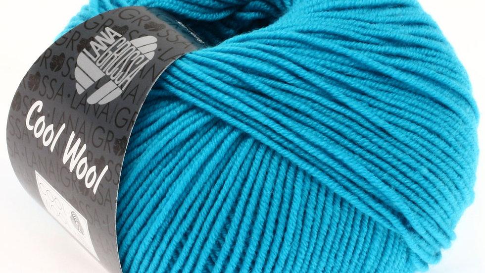 Cool Wool   502 - Türkisblau