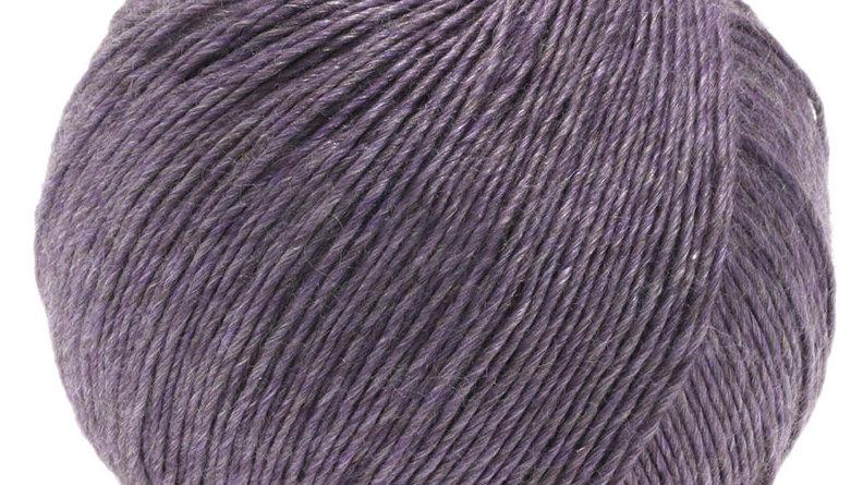 Lace Seta Mulberry | 5 - Pflaume