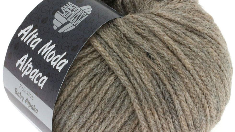 Alta Moda Alpaca | 15 - Grau/Beige