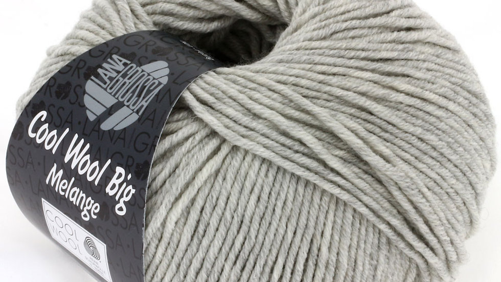 Cool Wool BIG   616 - Hellgrau