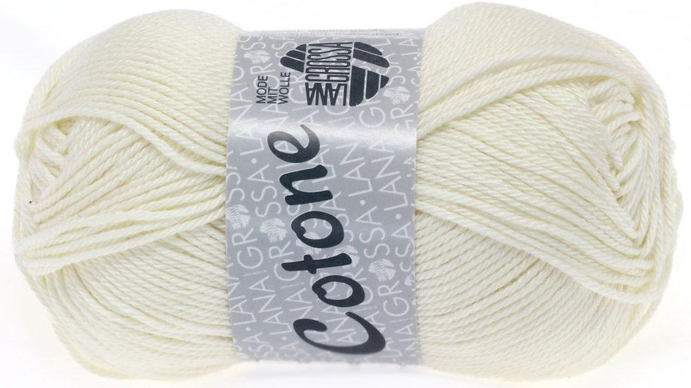 Cotone | 28 - Rohweiß