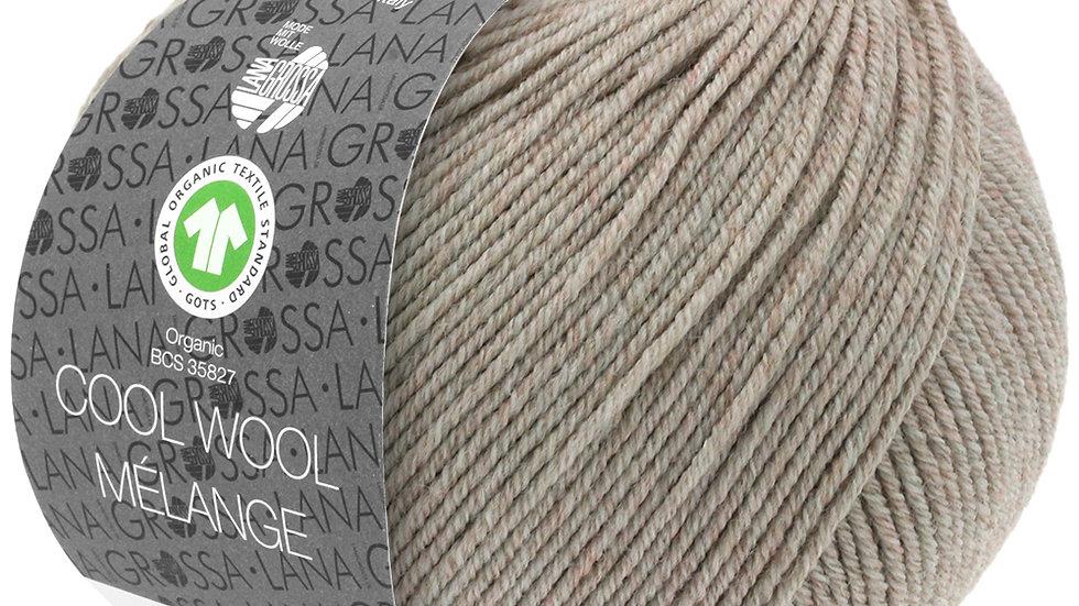 Cool Wool Mèlange | 123 - Beige meliert
