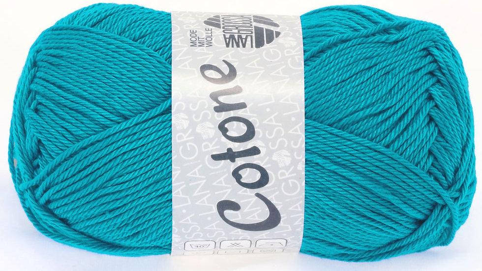 Cotone   10 -Türkisblau