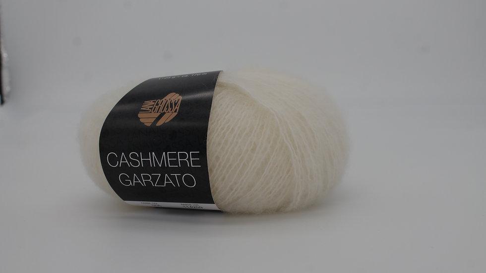 Cashmere Garzato | 06 - Rohweiß